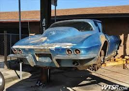 1967 Corvette Barn Find Cars Barn Finds Classic Cars Hot Rods