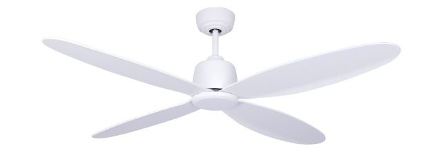evolution 52 quot dc motor ceiling fan white fans new zealand 39 s leading online lighting store stores how to remove downrod from hunter