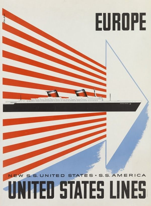 vintage everyday: Rare & Important Vintage Travel Posters