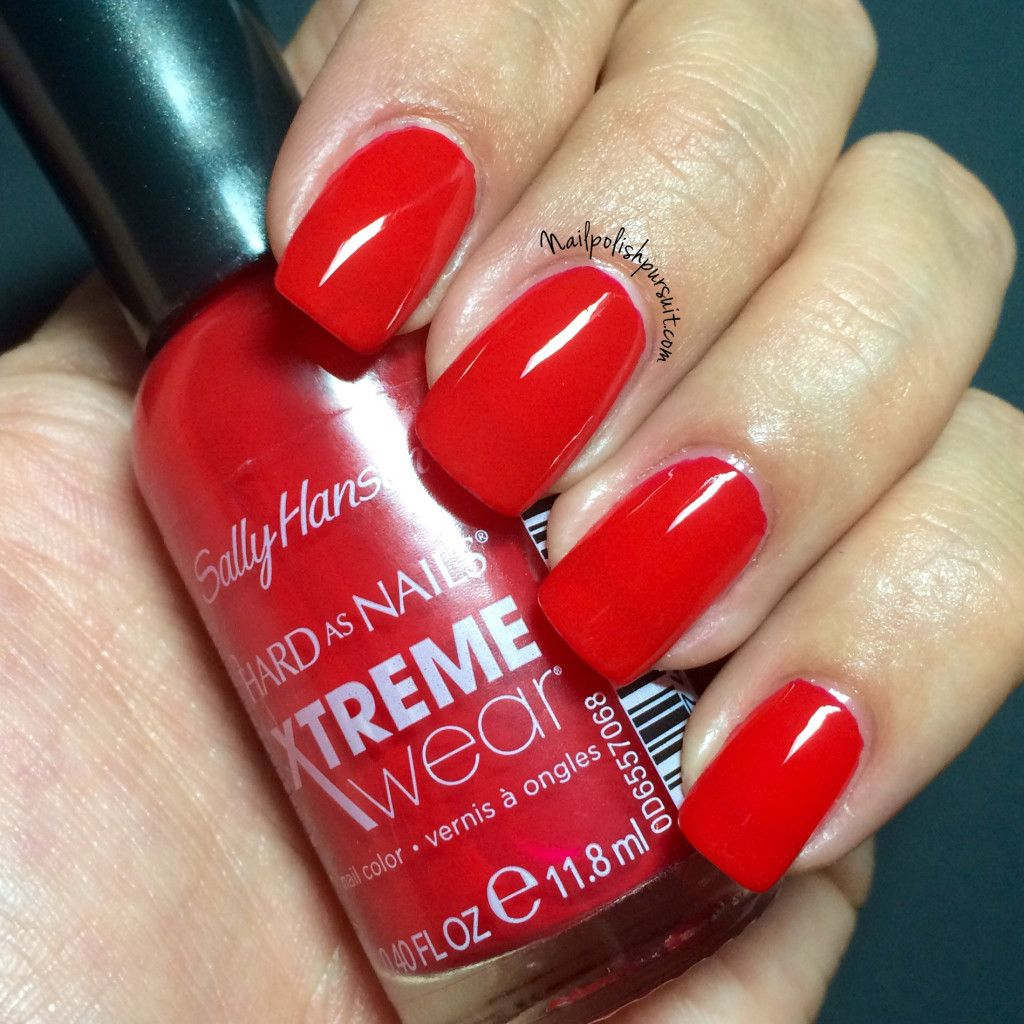 Pucker Up By Sally Hansen Xtreme Wear Collection