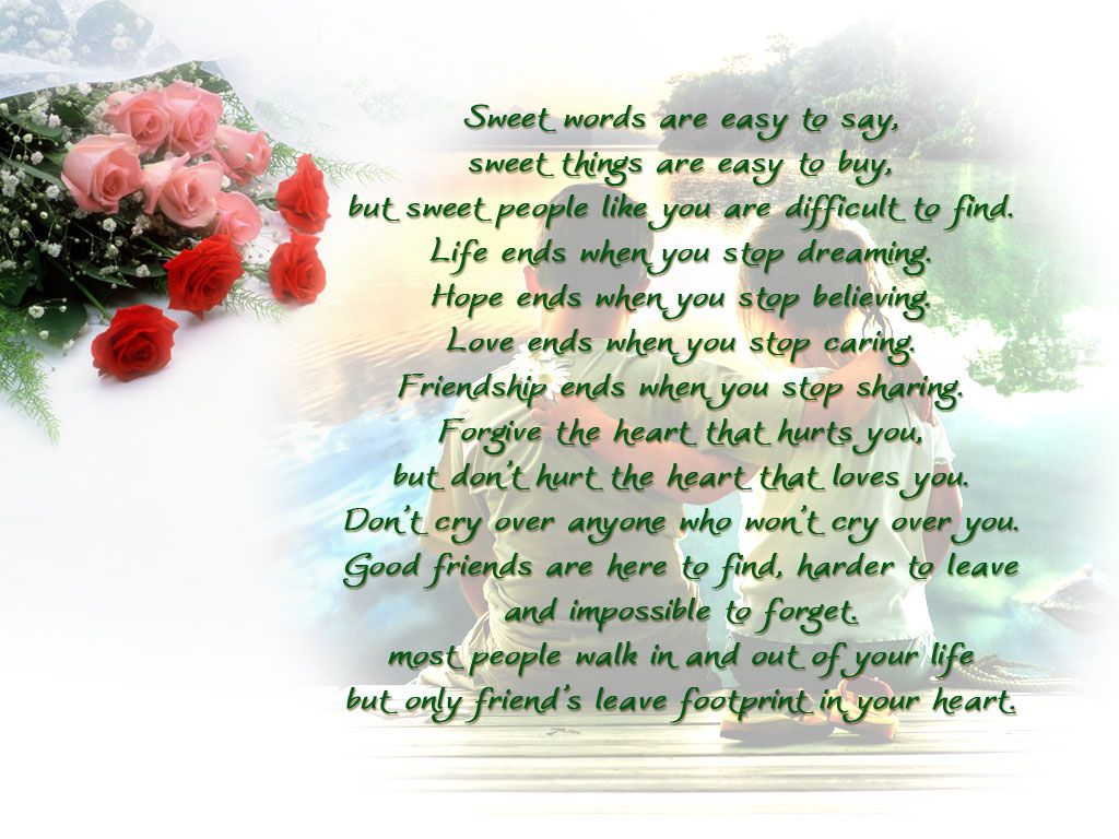 Happy Birthday To A Friend Poem