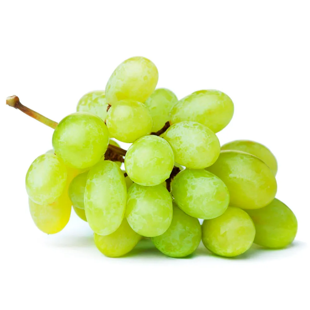 Uva Festival Verde Bandeja 500g Hiperideal Green Grapes Grapes Fruit