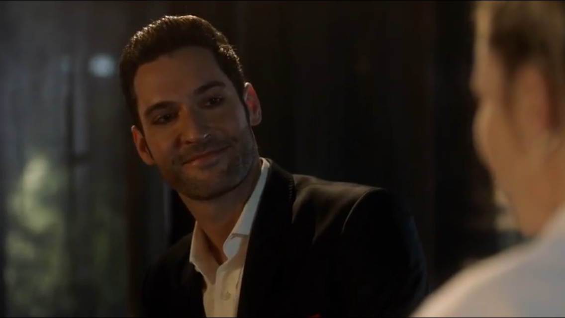 Lucifer Season 3 I Love The Way He Looks At Chloe Lucifer Morningstar The Way He Looks Lucifer