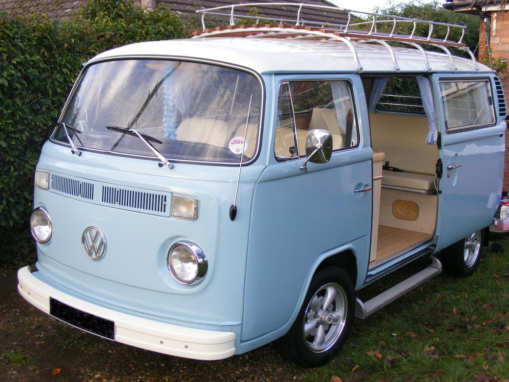 reduced vw t2 bay window campervan pristine condition. Black Bedroom Furniture Sets. Home Design Ideas