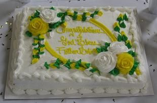 Cake For Funeral Reception Google Search Funeral Reception