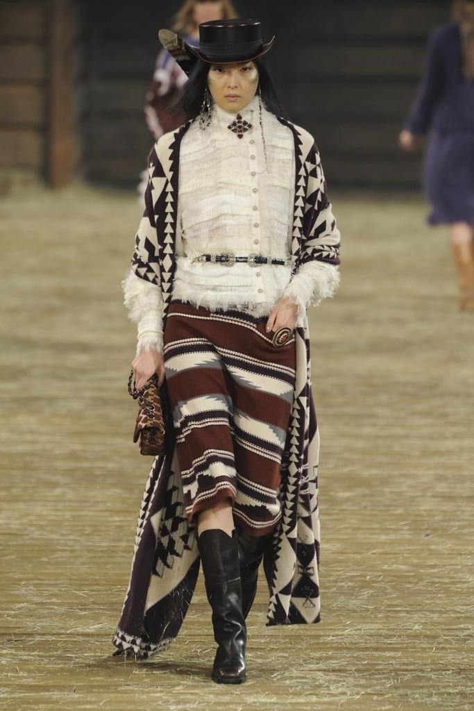 Birds of a Feather: Chanel Pre-Fall 2014