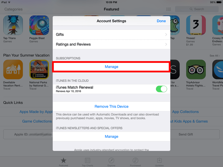 How to Cancel Subscriptions on your iPhone or iPad (With