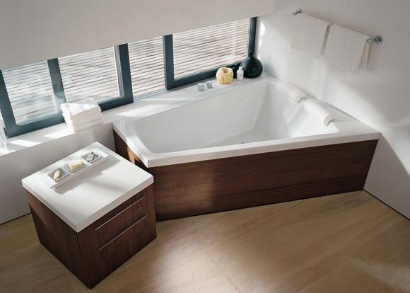 DURAVIT Vasca angolare Paiova | Per il mio bagno ...idee ...
