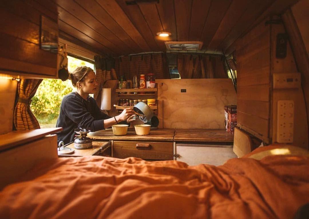 50 Crazy Van Decoration Ideas Camper Van Conversion Diy Travel