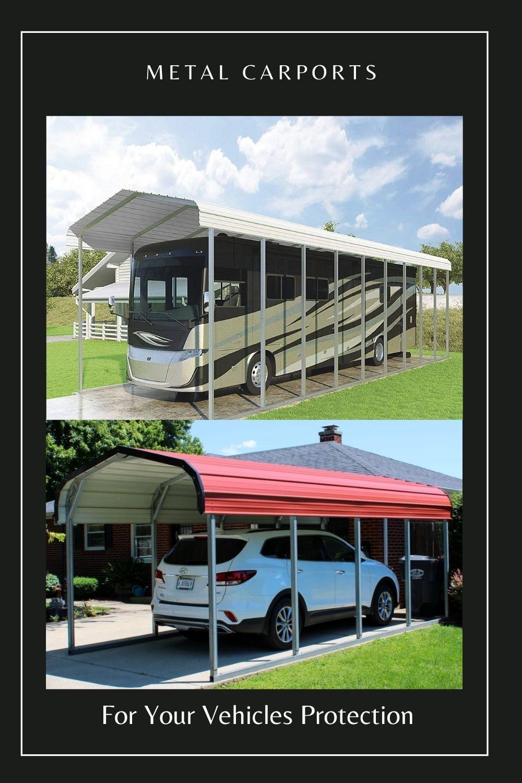 Great Price on Metal Carports in North Carolina in 2020