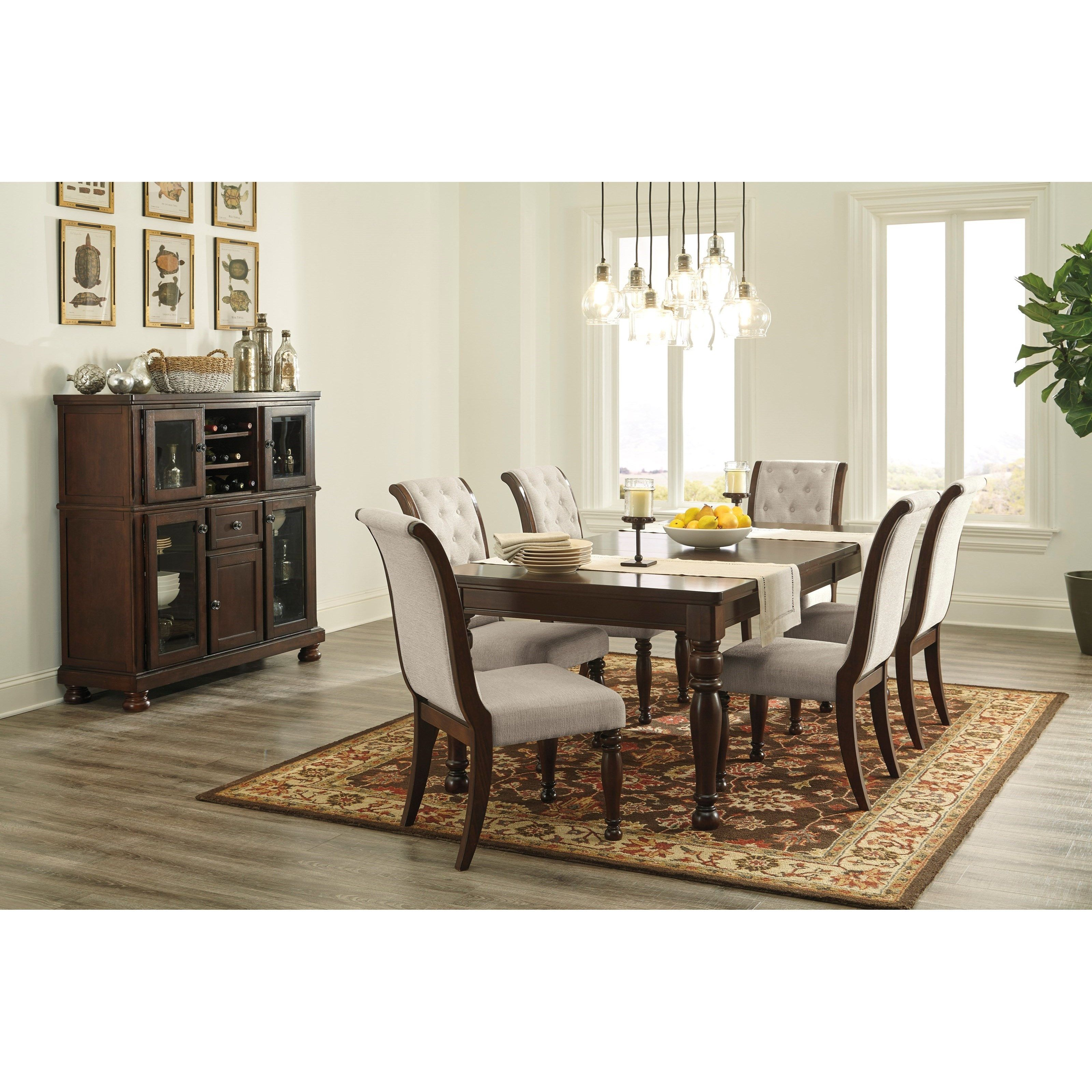 Porter Formal Dining Room Group By Ashley Furniture Living Rooms