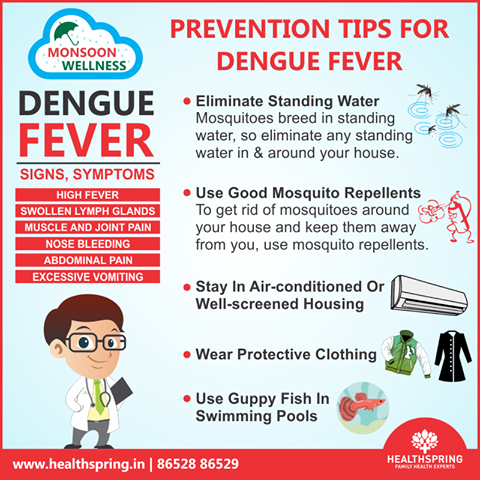understand and prevent dengue There is no vaccine to prevent dengue fever the best way to prevent  if you  have symptoms of dengue, speak to your doctor continue  are they linked  your guide to understanding medicare.