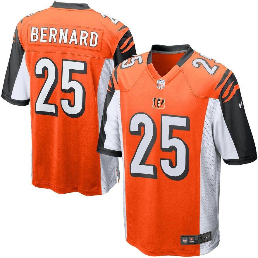 Youth Cincinnati Bengals Giovani Bernard Nike Orange Alternate Game Jersey Boy S Size Yth Large Bng Orange Cincinnati Bengals Nfl Jerseys For Sale Giovani Bernard