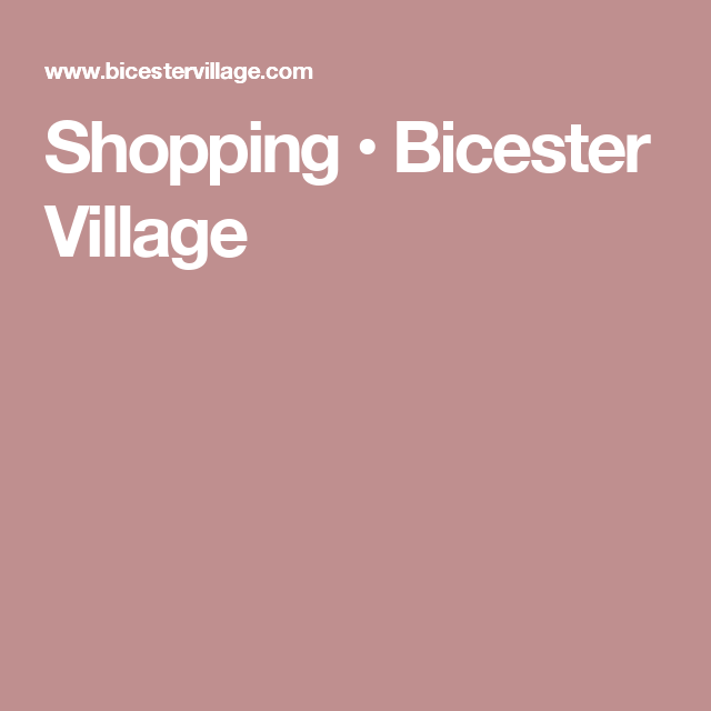 9ec6b118d842 Shopping • Bicester Village | Fashion Brands | Fashion brands, Gucci ...