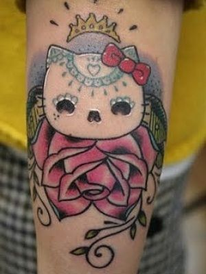 HK Tattoo. Must have for me.