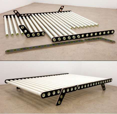 Adjustable & Collapsible Bed