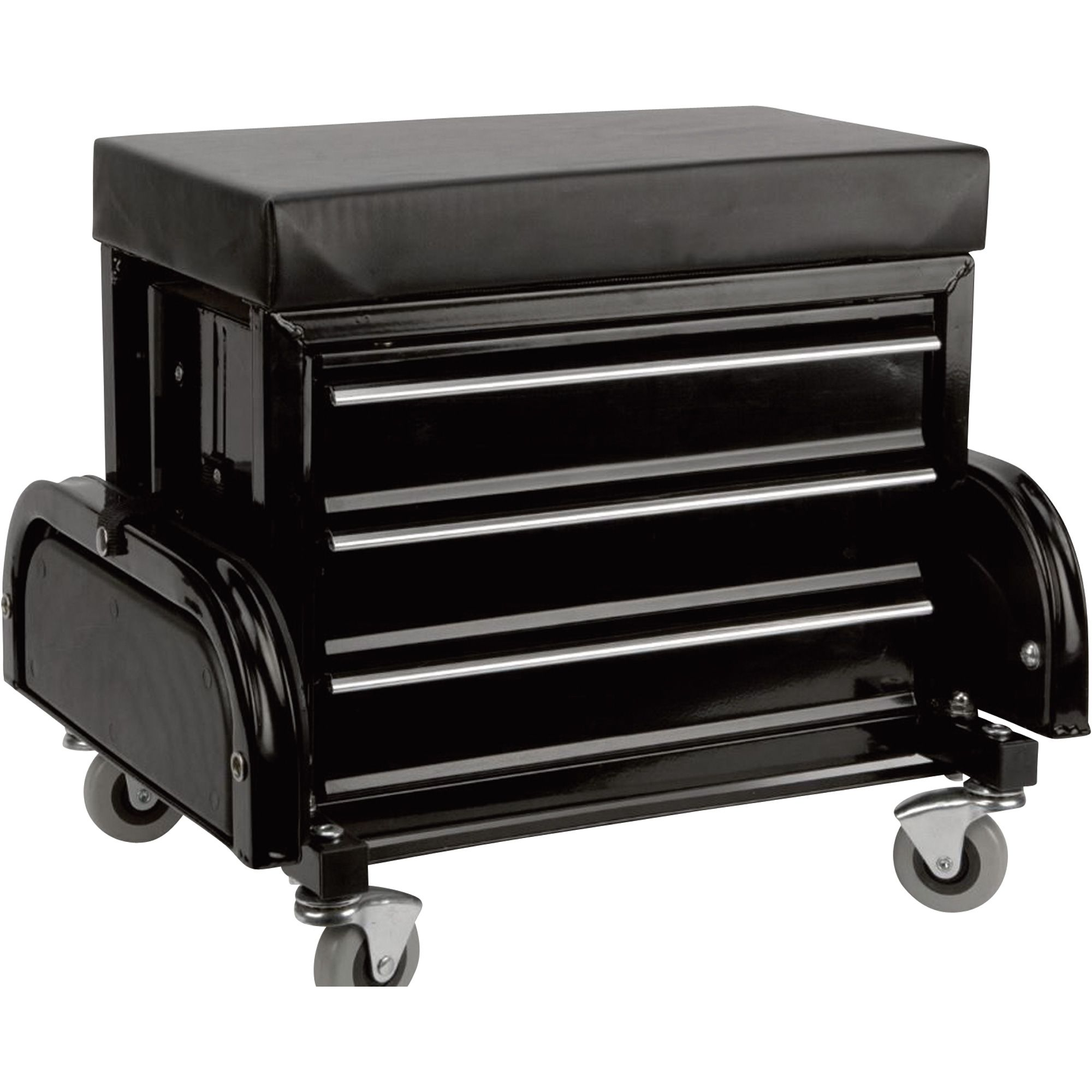 Performance Tool Mechanic S Roller Seat With Drawers Model