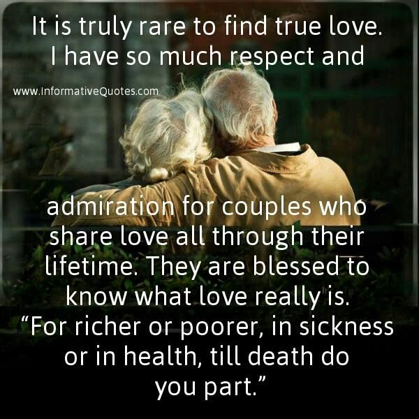 True Love Till Death Quotes