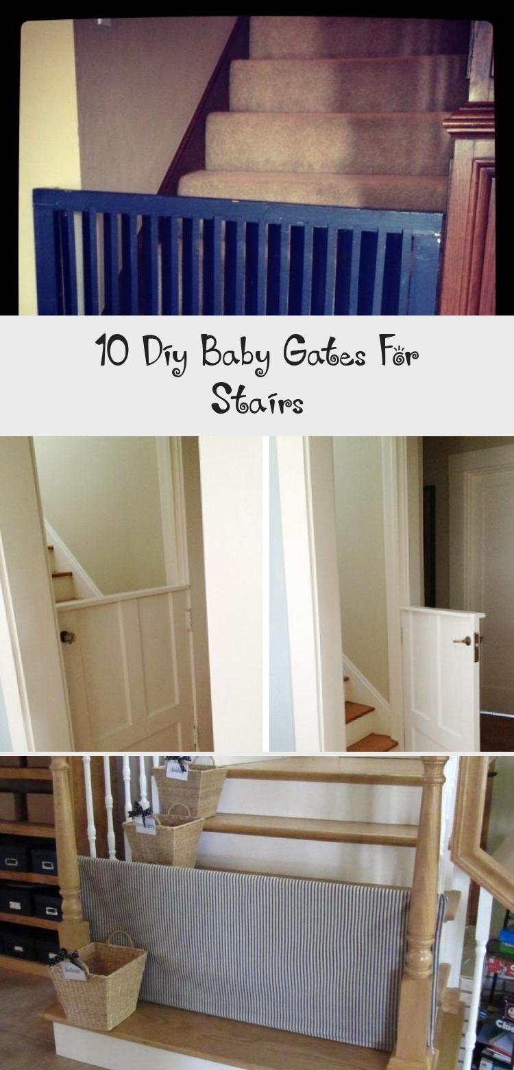 10 diy baby gates for stairs diy baby gate baby gates