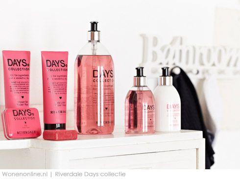 Elke badkamer verandert in een spa met de nieuwe DAYS. collection ...