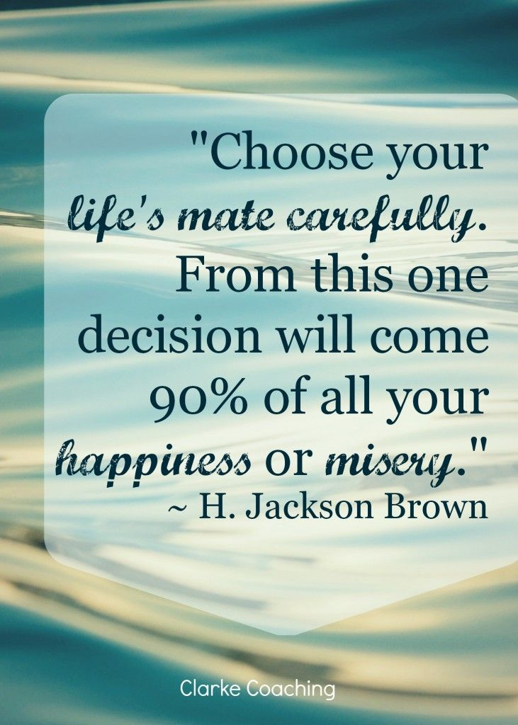 Choose Your Life S Mat Carefully From This One Decision Will Come