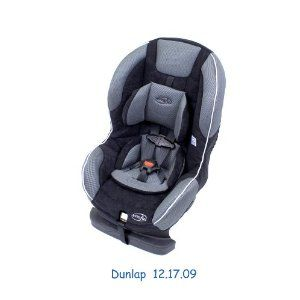 Evenflo Titan Elite Convertible Seat Dunlap