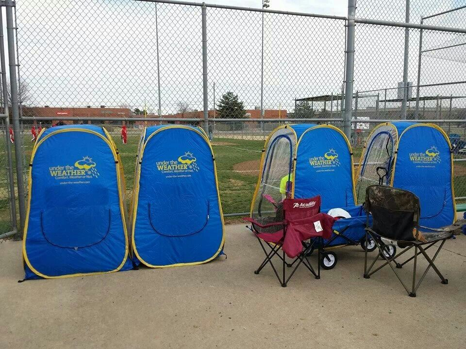 Sports Tent Under The Weather Com Neat Pinterest