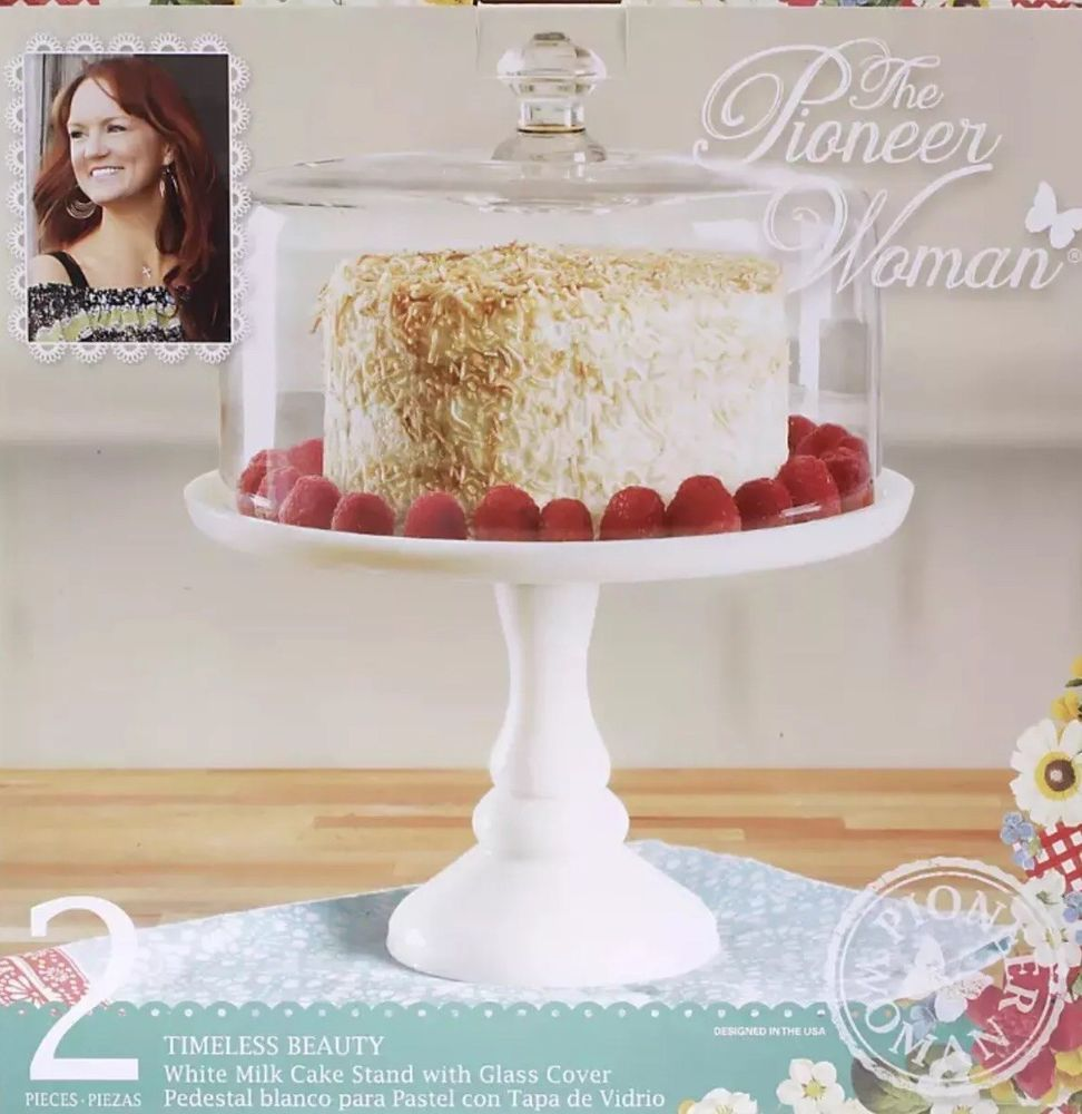 32+ Cake plate with cover walmart inspirations