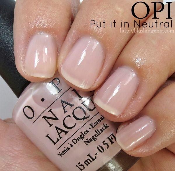 OPI 2015 SoftShades Nail Polish Collection Swatches   Nail polish ...