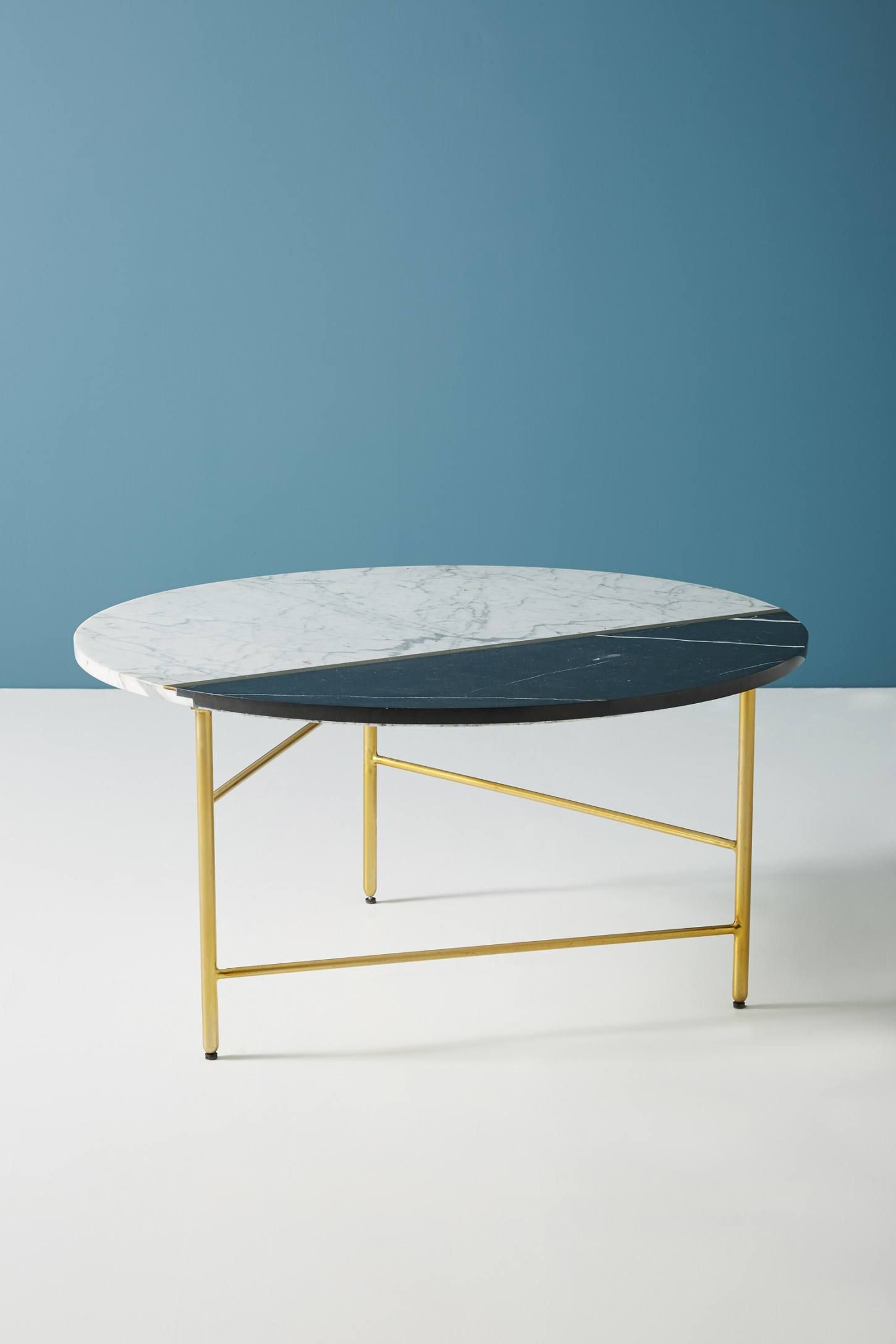 Pieced Marble Coffee Table Coffee Table Furniture Design Furniture