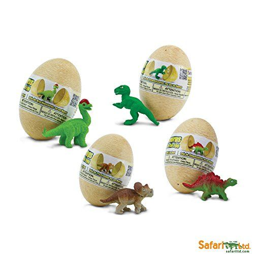 Safari Ltd Ws Dino Baby Eggs Set More Details Dinosaur