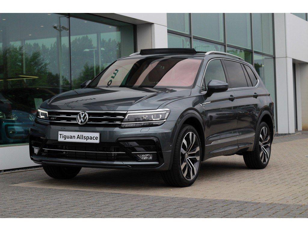 De Volkswagen Tiguan Allspace In 2020 Cars Car
