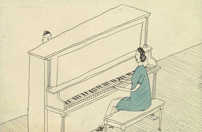 'Modern Love' by Brian Rea