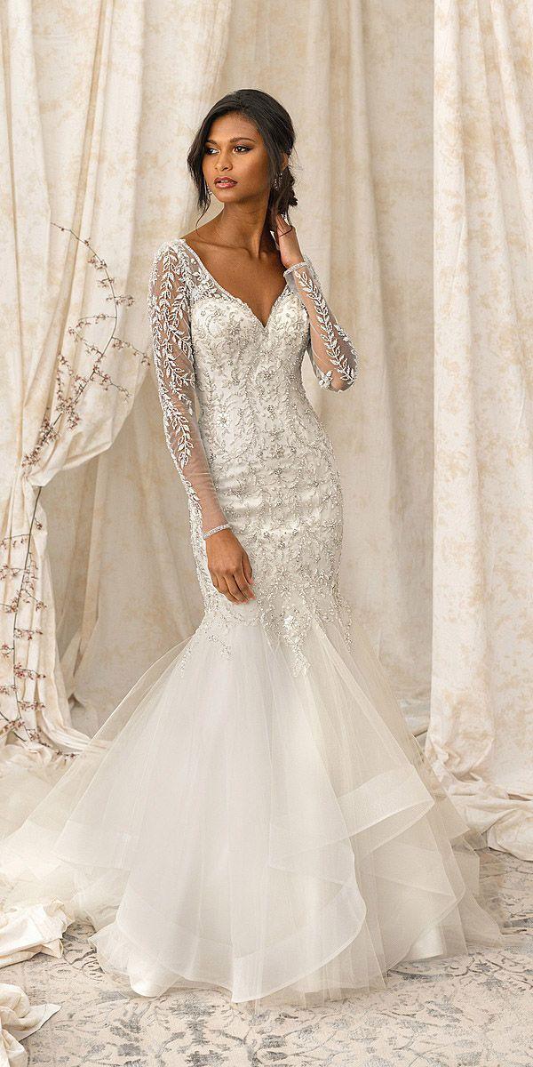 Justin Alexander Signature Wedding Dresses 2018 | Pinterest ...