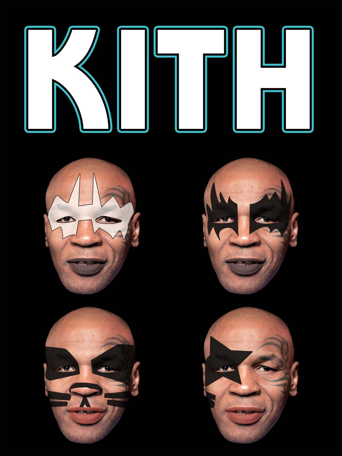 Mike Tyson Now Kith : tyson, KITH,, Band., Tyson, Memes,, Friday, Humor,, Funny, Pictures