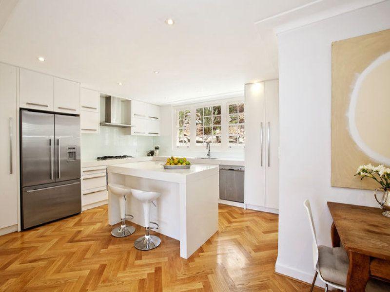 parquet in cucina   arredamento   Pinterest   Kitchen design ...