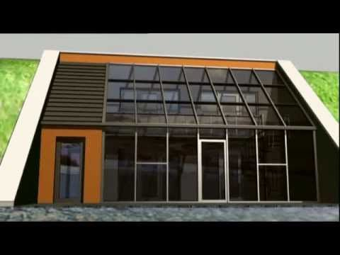 Grand Designs Cumbria The Underground House Underground Homes Grand Designs Underground House Plans