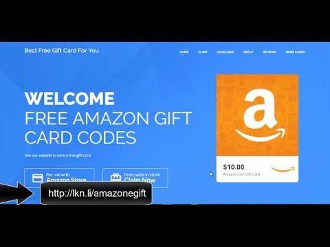 Free Amazon Gift Cards Free Amazon Gift Card Codes Generator