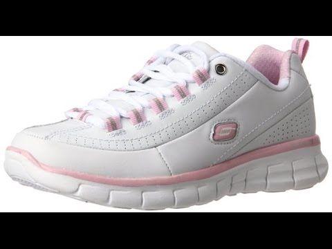 Skechers Synergy Elite Status Womens Athletic Walking Sneakers