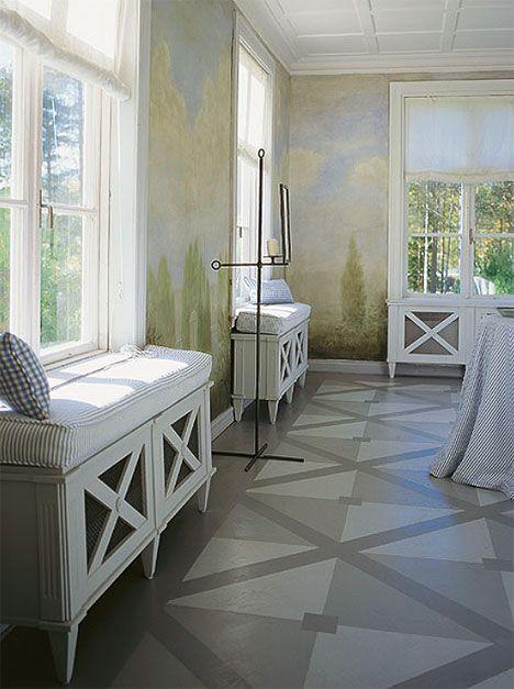 Designer Living Room Radiators: Pia Danns Beste Interiørtips