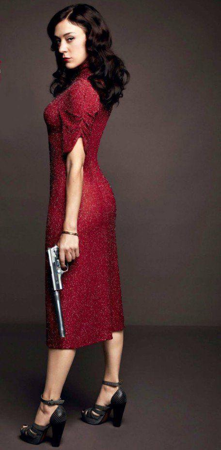 Cocktail dress 22 wmr rifle