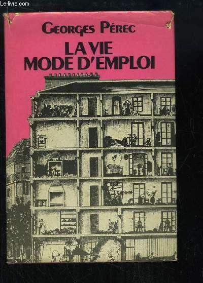 Perec La Vie Mode D'emploi : perec, d'emploi, Georges, Perec, D'emploi, Worms,, Books,, Books