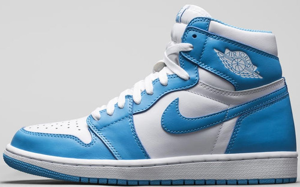 Air Jordan 1 Retro High Og Dark Powder Blue White Sole Collector