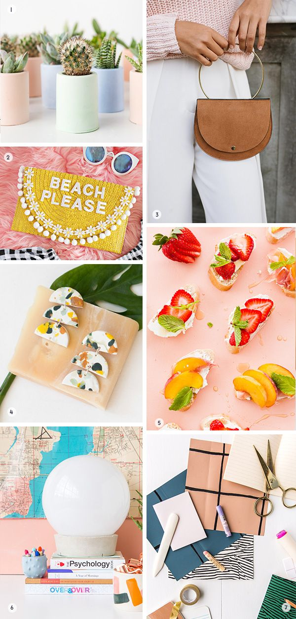7 weekend projects to try pinterest diys project ideas and craft this list of easy weekend project ideas is perfect for beginning crafters solutioingenieria Gallery