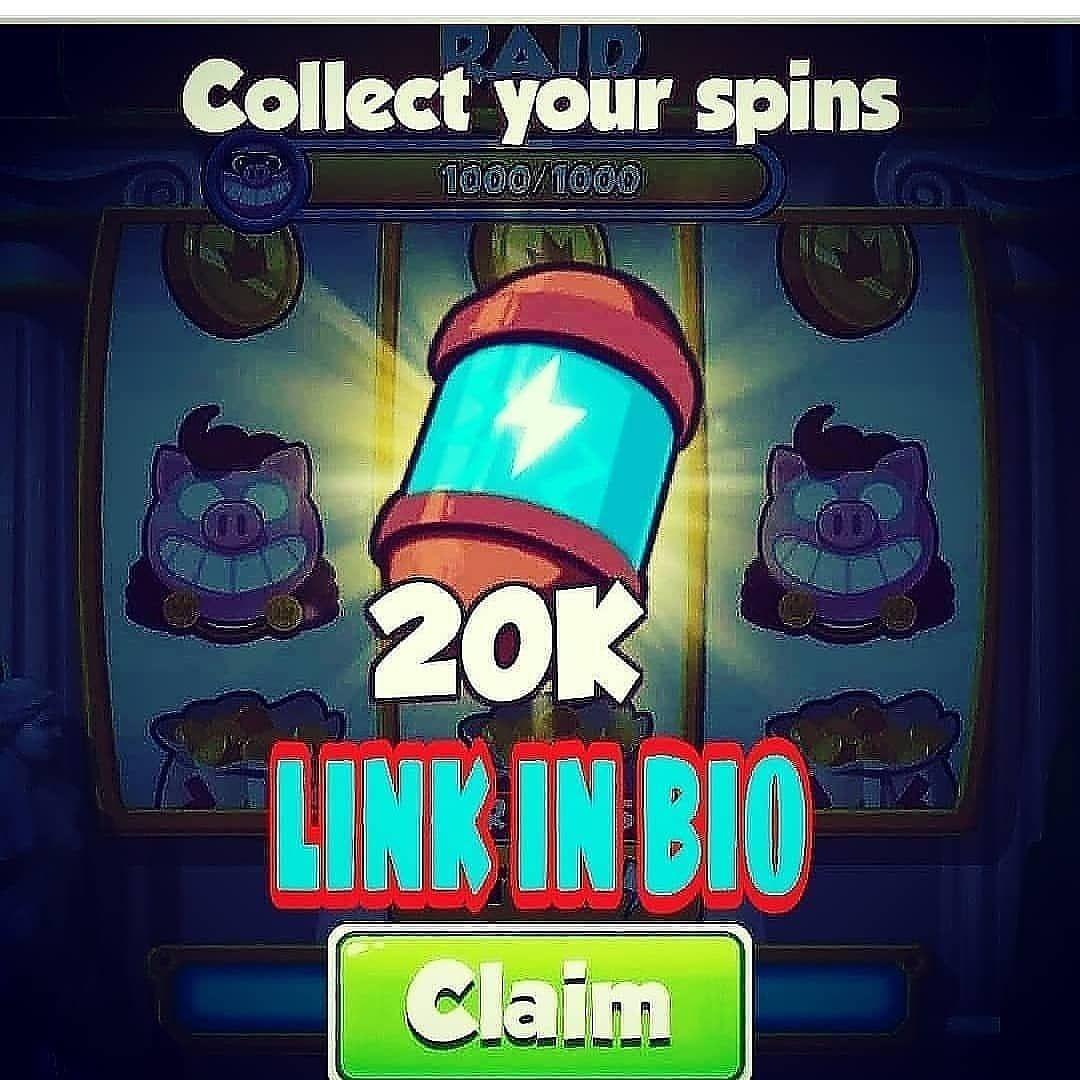 coin master 100 spin slot