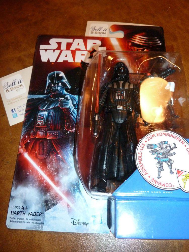 Star Wars Darth Vader Packaged Disney/Hambro   eBay