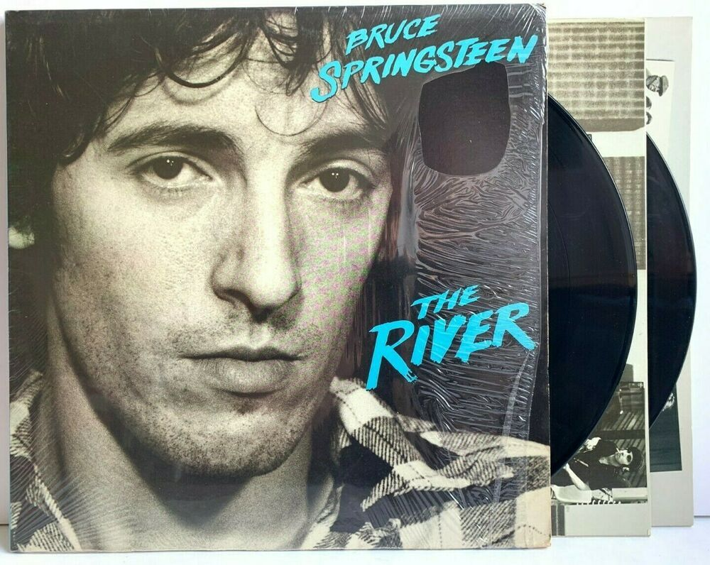 Bruce Springsteen The River Columbia Pc2 36854 In Shrink Lp Vinyl Record Album Capitolcollectibles Com Stores Ebay Com Ca Vinyl Records Record Album Lp Vinyl