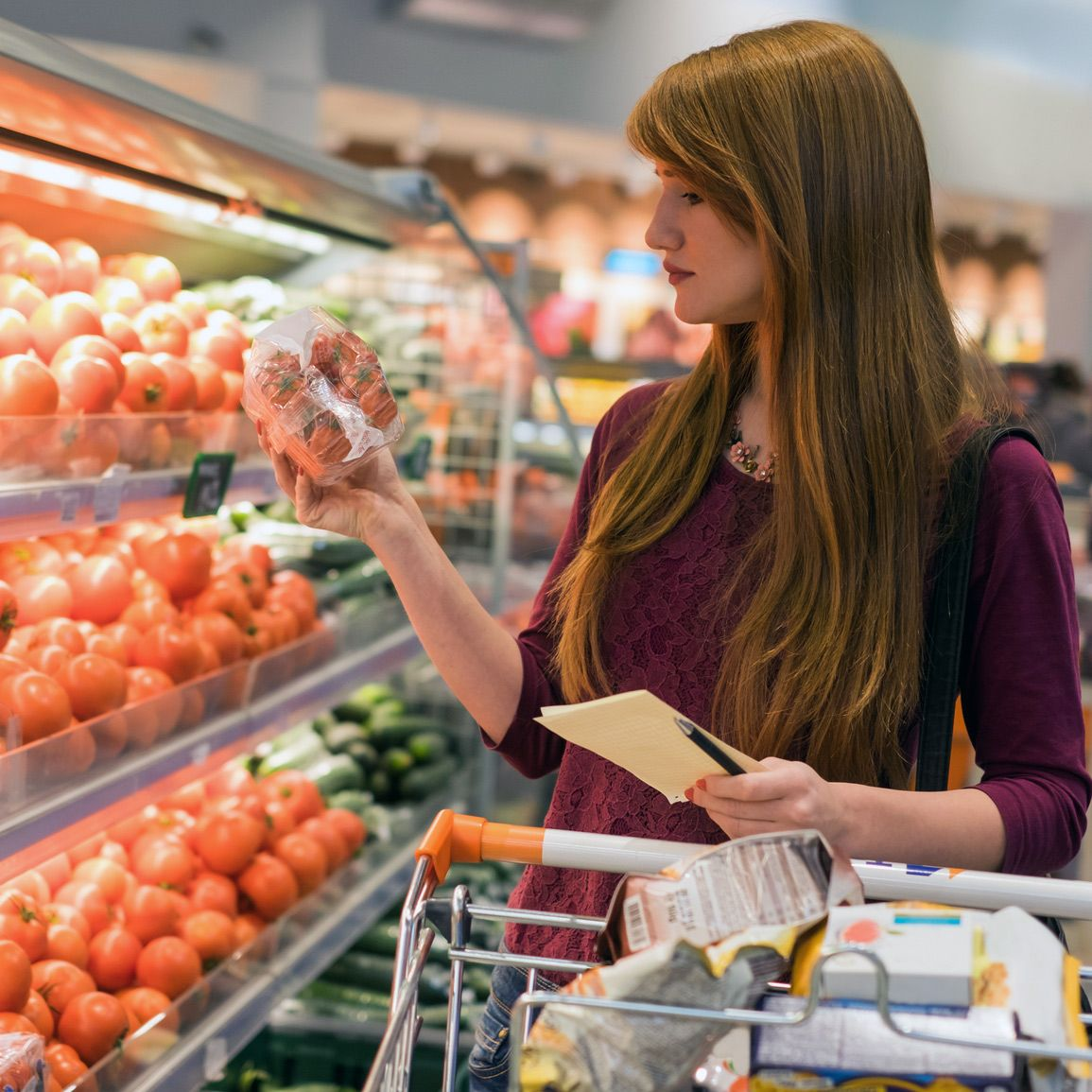 10 smart tips to spend less while grocery shopping My Southern Health