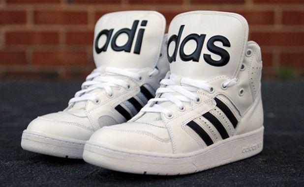 adidas jeremy scott instinct hi white