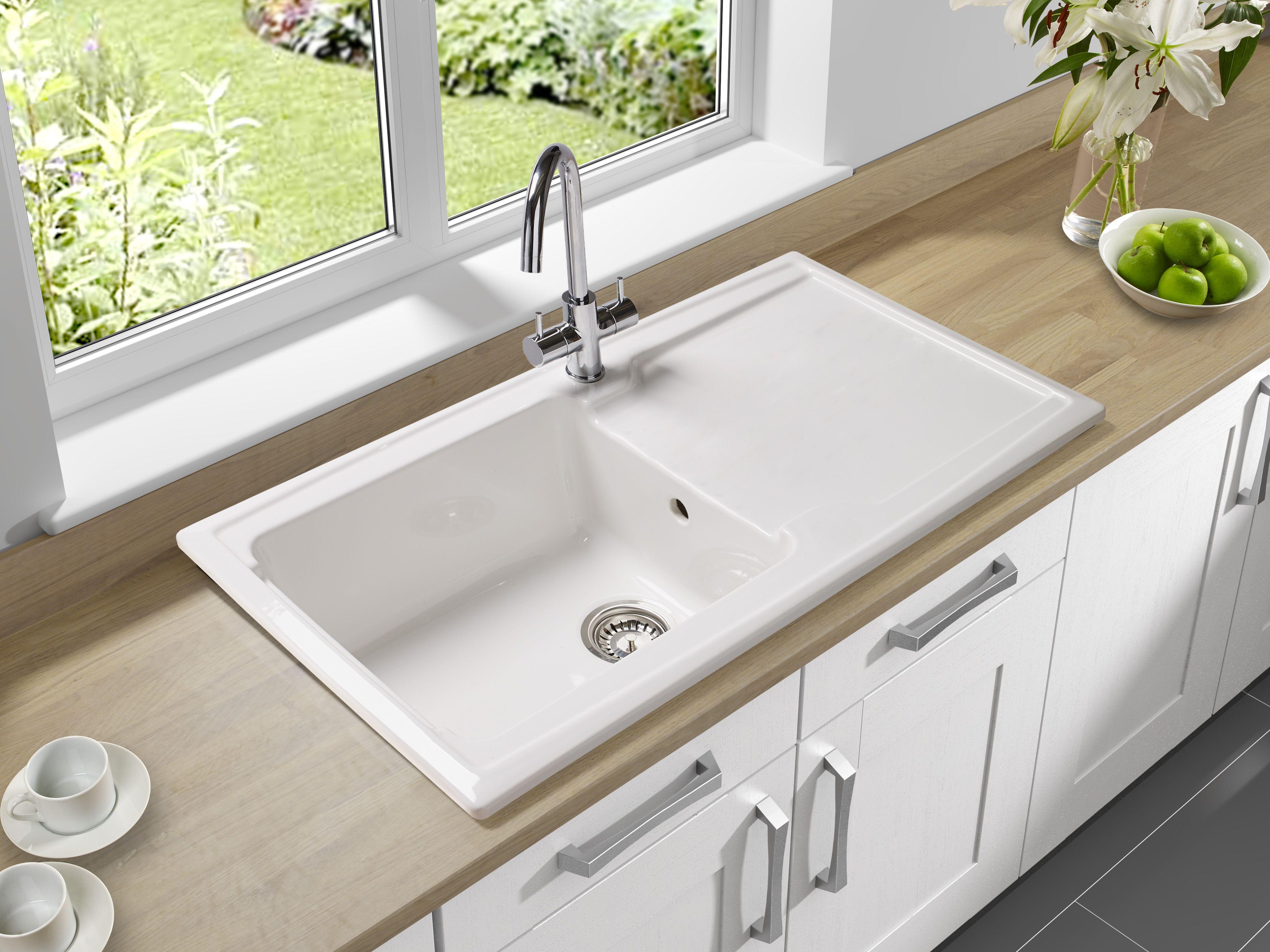 designer küche waschbecken  spülbecken design küche